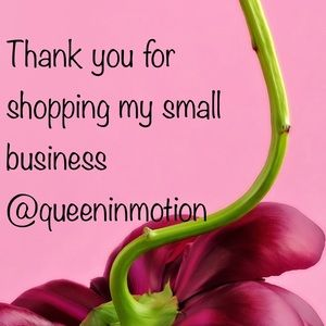 ❤️Thank you for shopping my small business ❤️